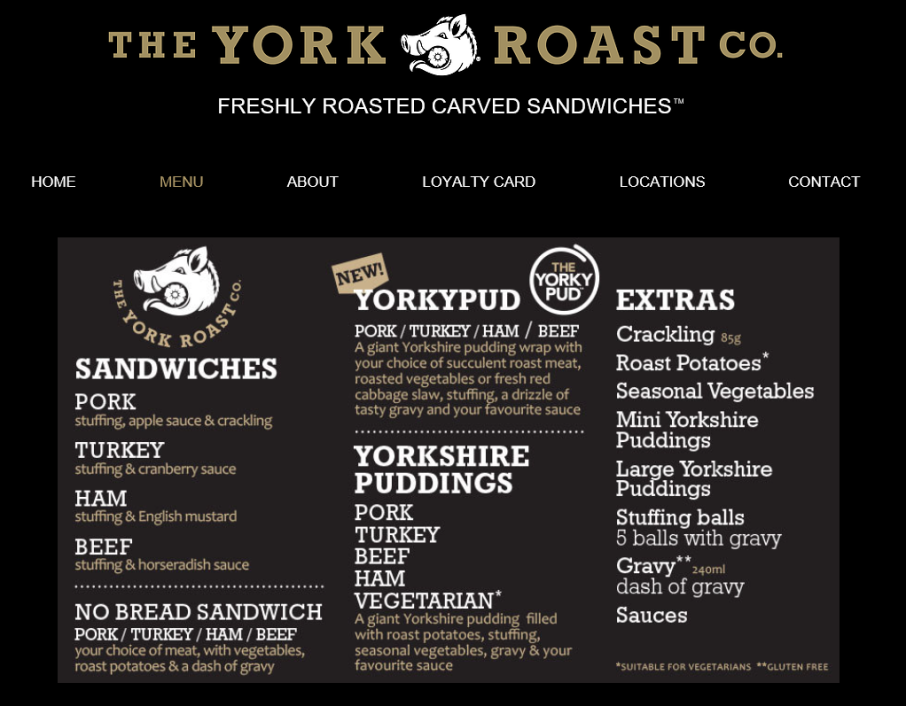 York Roast Co