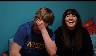 Laughing Em Tom