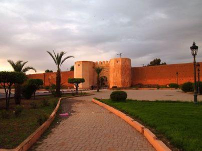 Morocco-Marrakech-Medina-Gate
